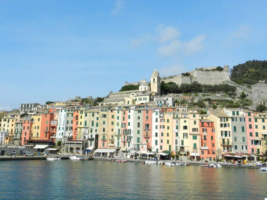Porto Venere, Cinque Terre, Italy