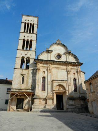 St. Stephan's Cathedral, Hvar, Dalmatia, Croatia