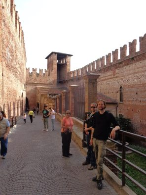 Castle, Verona