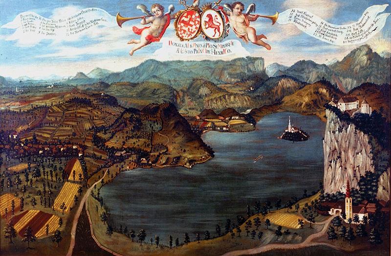 Bled 1775, Slovenia