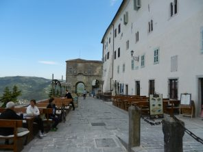 Motovun Fortress, Istria, Croatia