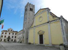 St. Stephen Church, Motovun, Croatia