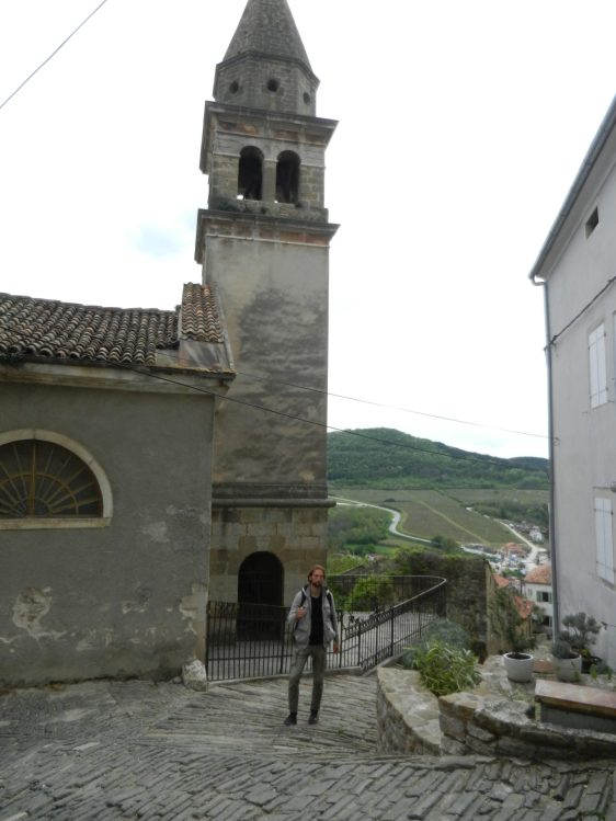Church of St. John the Baptist, Motovun, Istria, Croatia