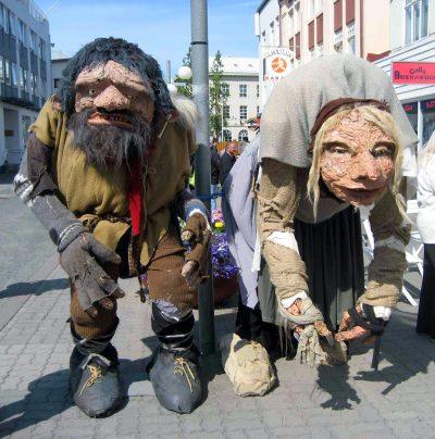 Icelandic Trolls