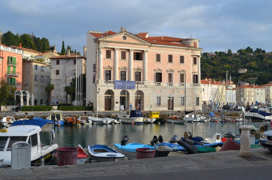 Piran Naval Museum, Slovenia