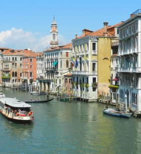 The Grand Canals of Venice