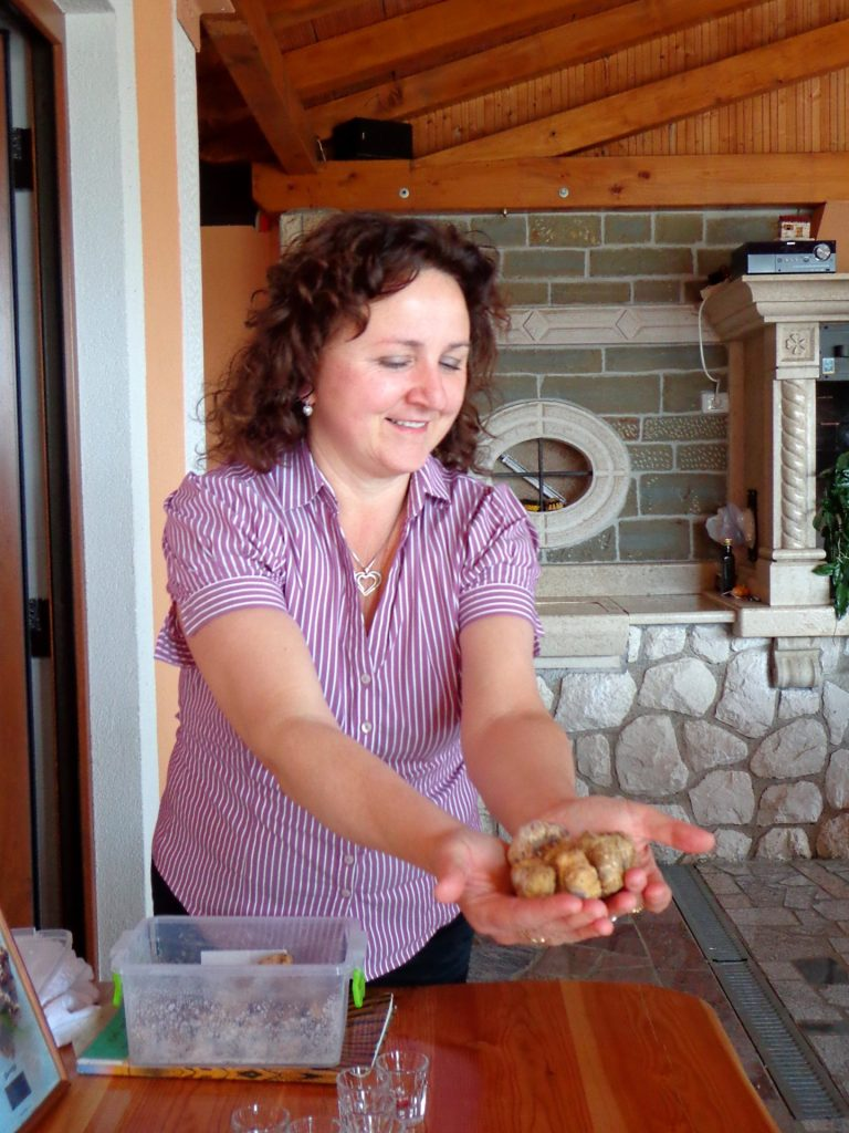 Truffles, Croatia, Istria