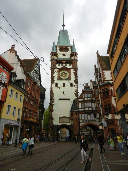 Martinsor, Freiburg