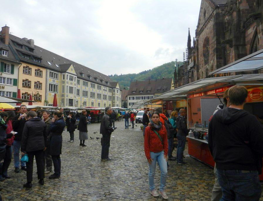 Minster Square, Freiburg