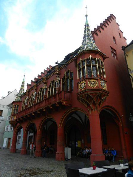Merchants Hall, Freiburg