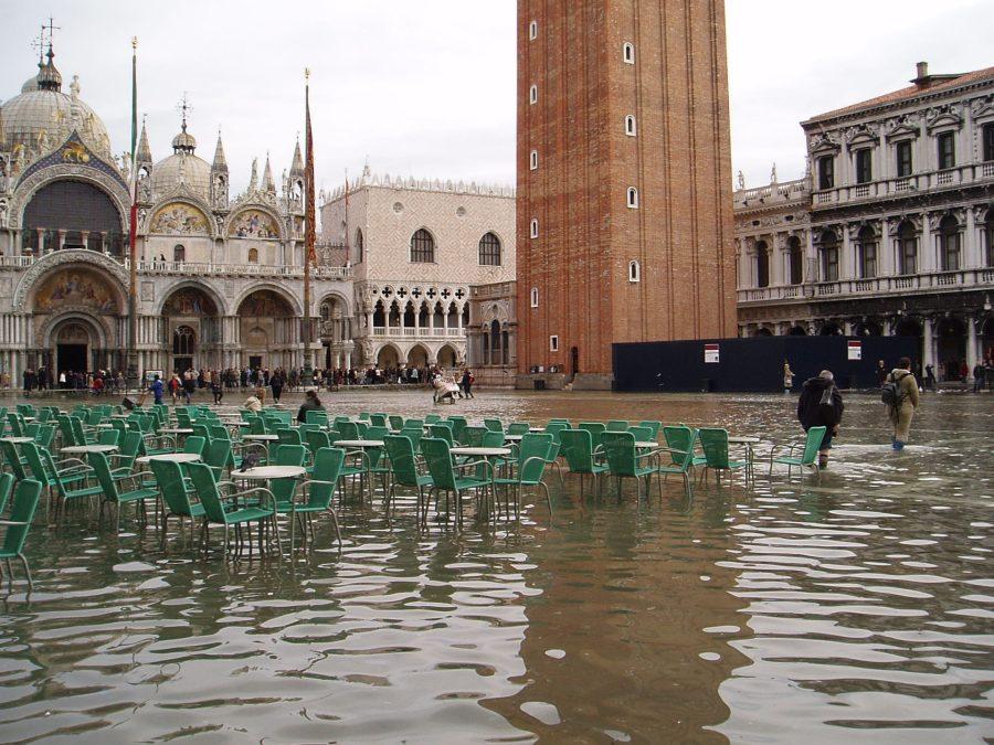 Venice Flooding, Italy