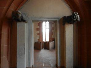 Guarding Gargoyles, Heiliggeistkirche, Heidelberg, Germany