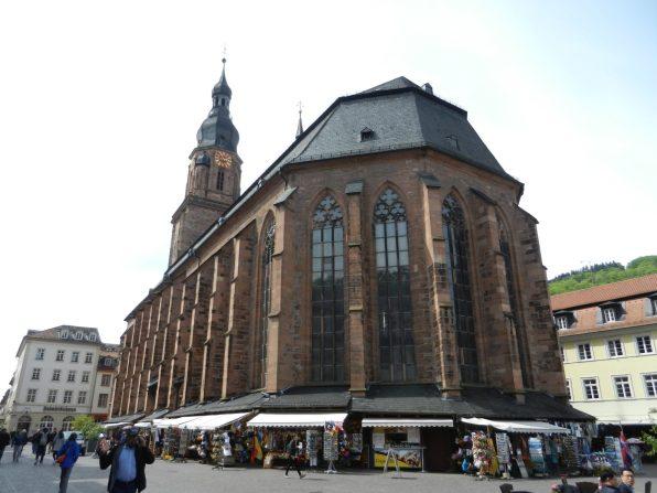 Heiliggeistkirche, Heidelberg, Germany