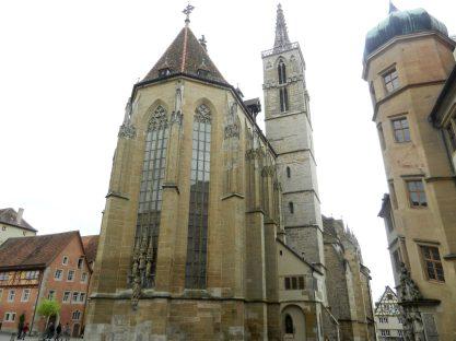 st-jacobs-church-rothenburg-germany
