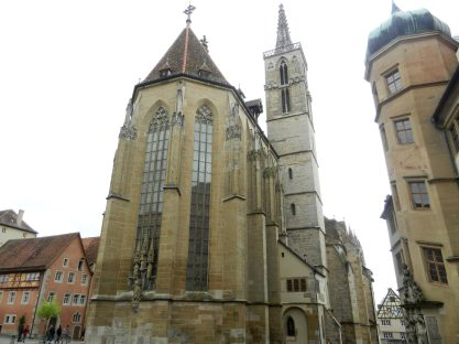 st-jacobs-church-rothenburg-germany