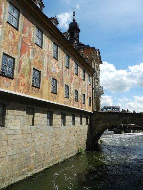 Rathaus, Bamberg, Germany