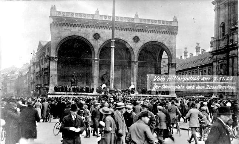 odeonsplatz-nov-9th-1923-after-hitler-putsch-munich-germany