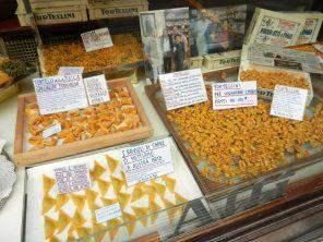 Fresh Pastas, Bologna, Italy