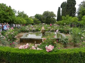 Farnese's Gardens, Palatine Hill, Rome, Italy