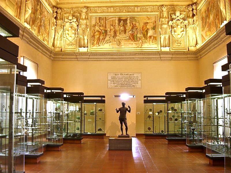 Etruscan Museum, Vatican, Italy