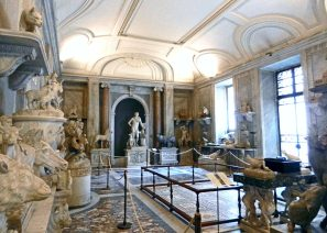 Hall of Animals, Pio-Clementino Museum, Vatican, Italy