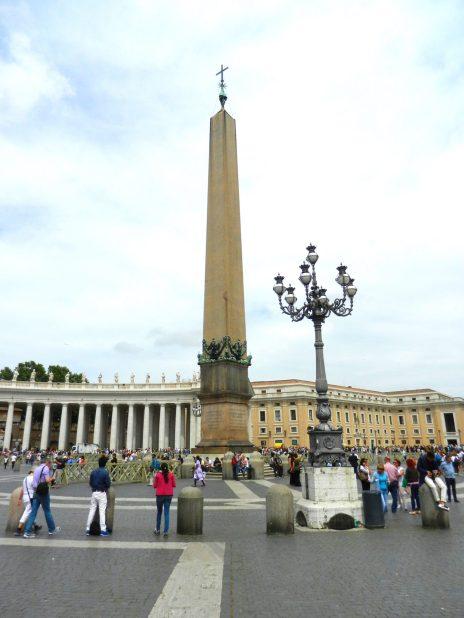 Nero's Obelisk, Vatican, Rome, Italy