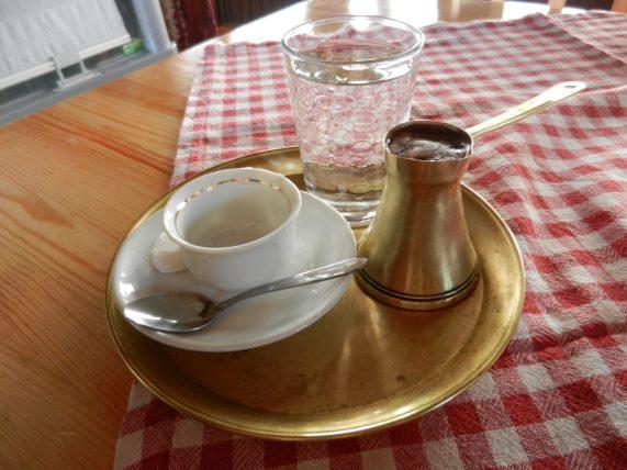 Bosnian coffee, Sarajevo, Bosnia