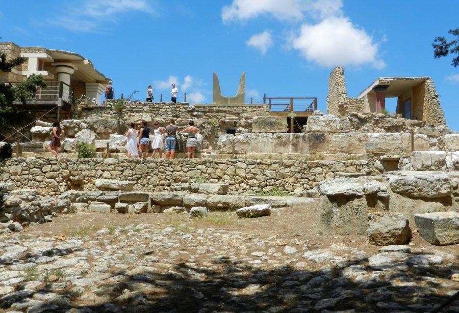 Knossos Horns, Crete