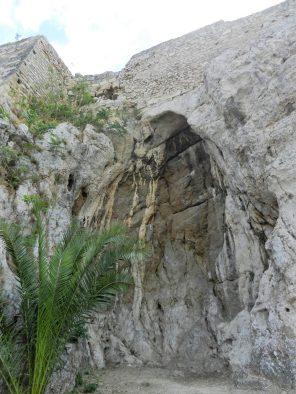 Cave Sanctuary of Zeus Olympios., North slope Acropolis, Athens, Greece