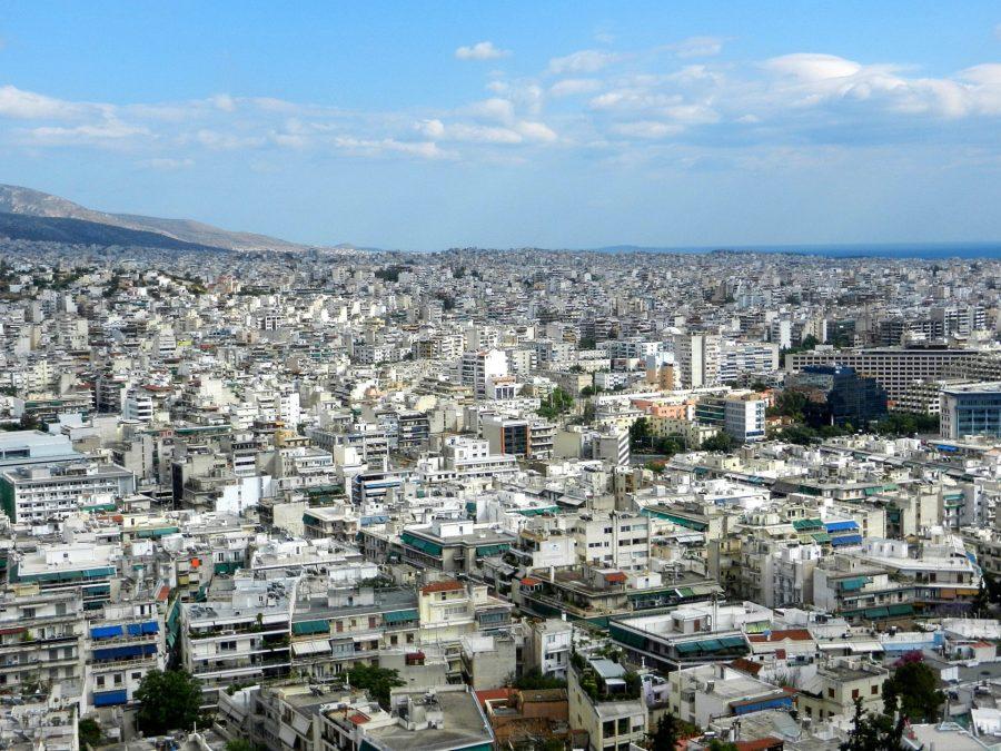 Modern Athens, Greece
