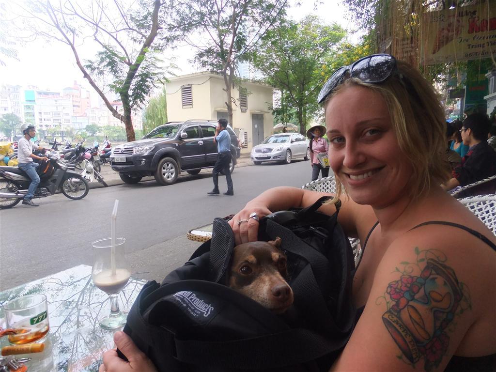 Traveling In Hanoi