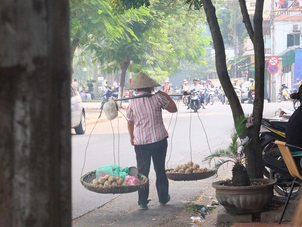 Traveling In Hanoi