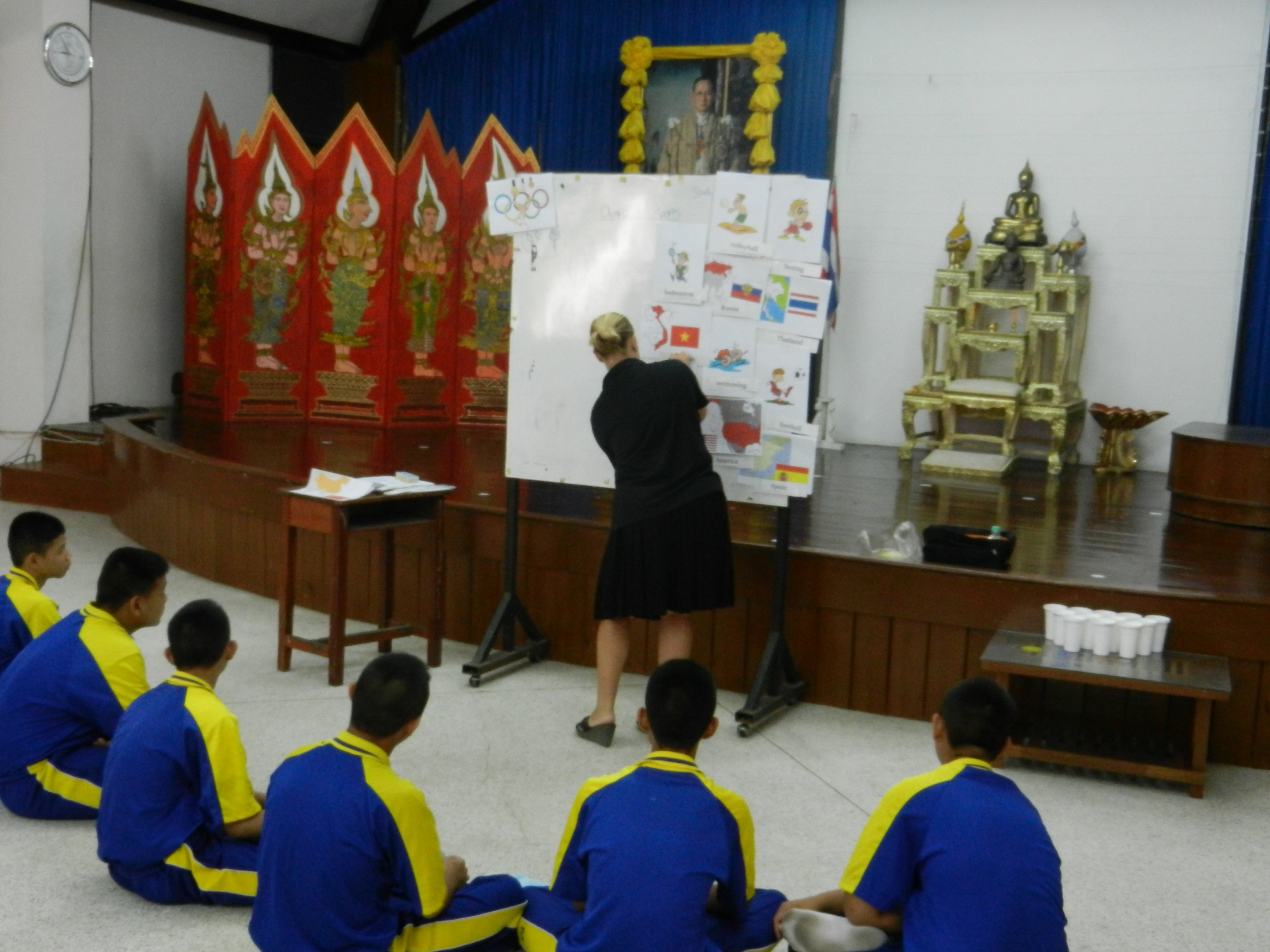 TEFL Course in Thailand