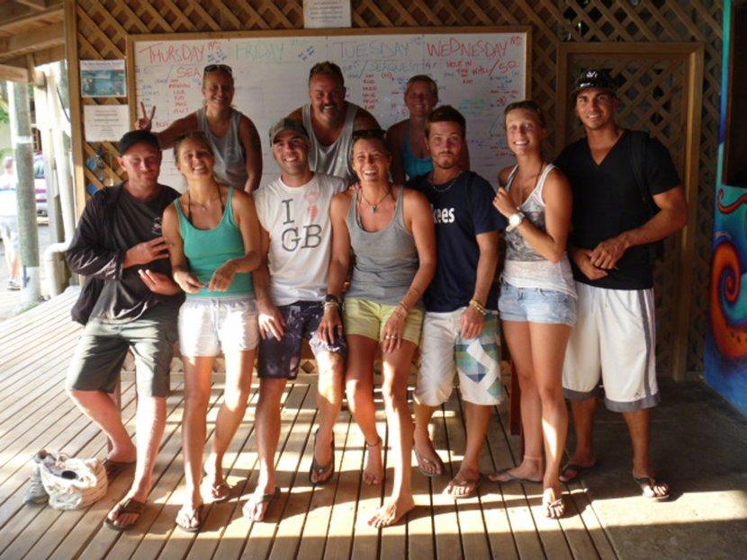 Divemaster Training In Roatan