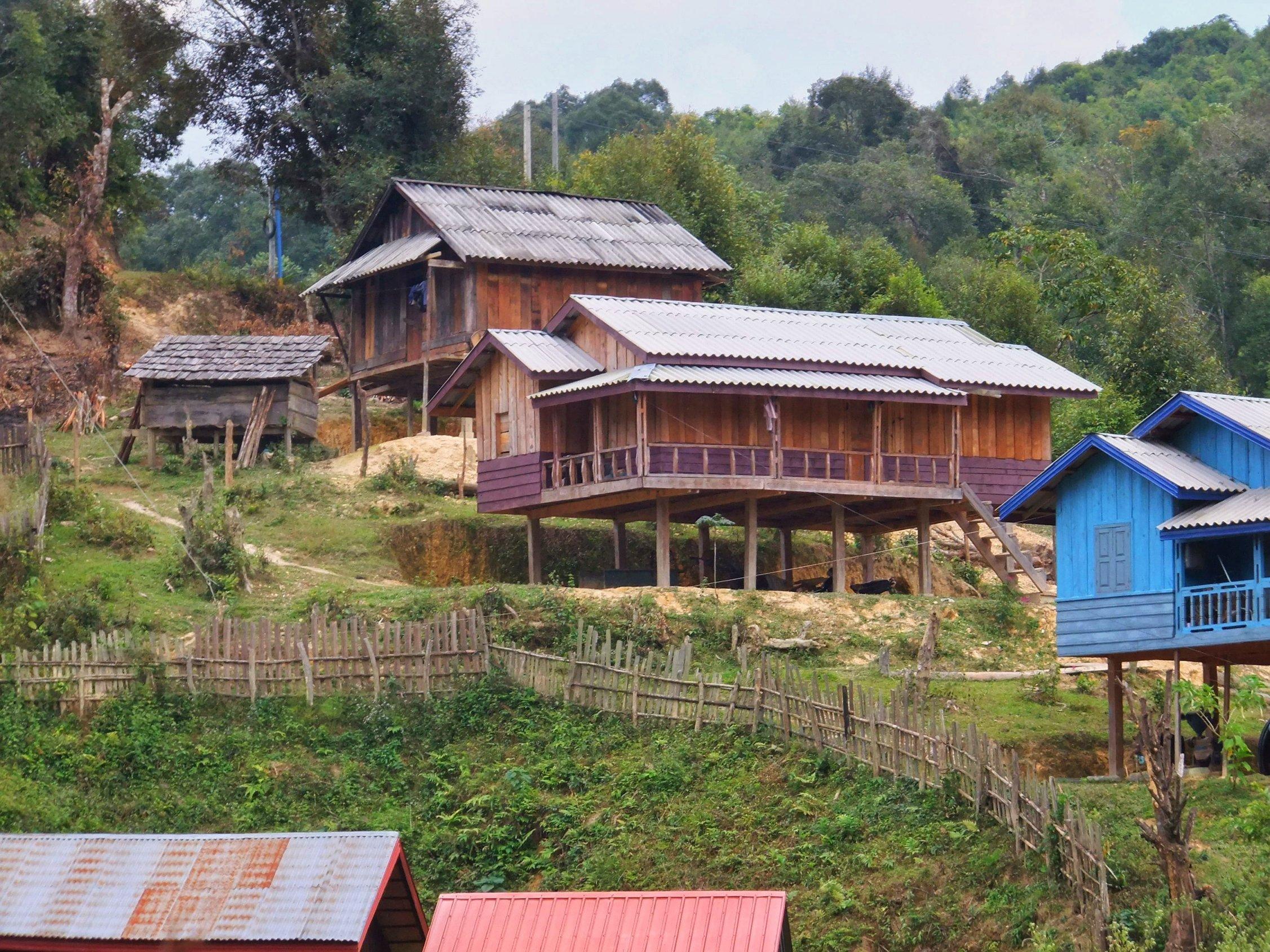 Vieng Xai to Sop Lao