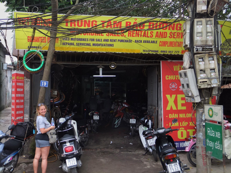 Hanoi Food