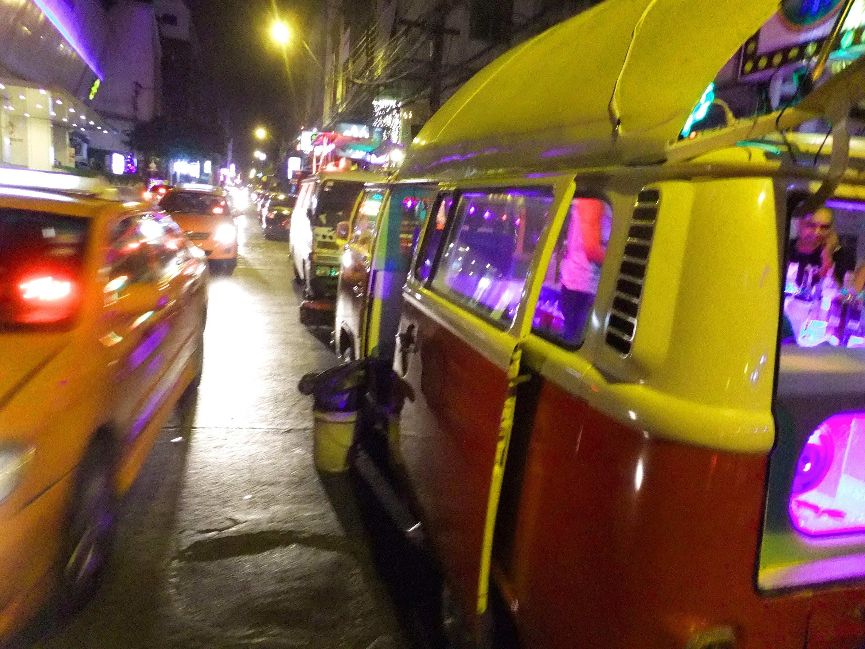 Crazy Adventures In Bangkok
