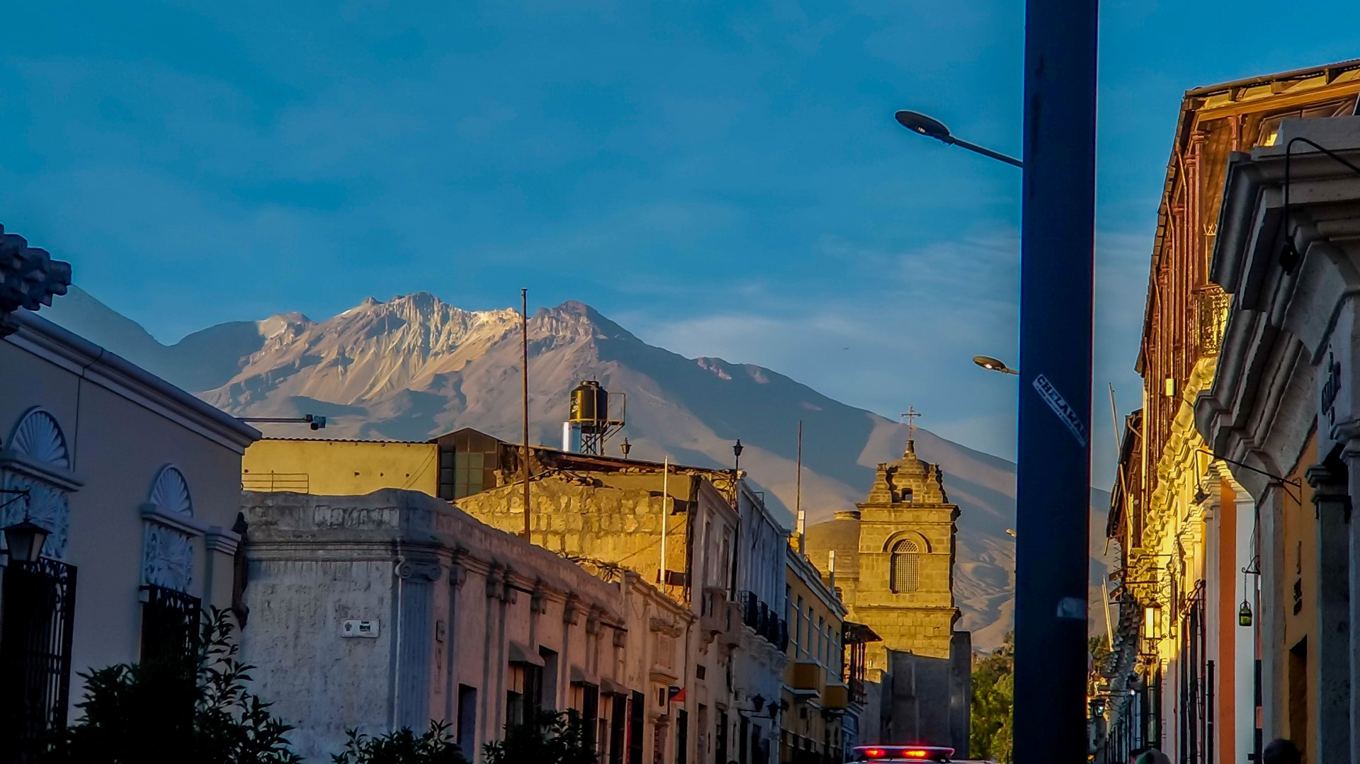 Arequipa,Peru on the Gringo Trail