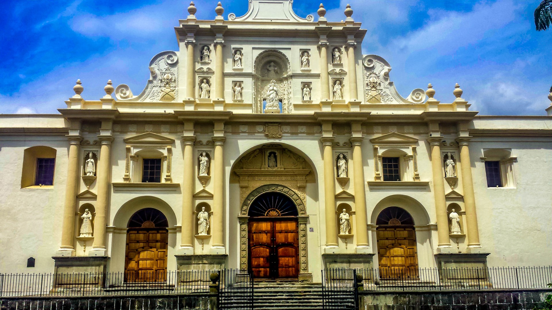 Guatemalan Historical Site