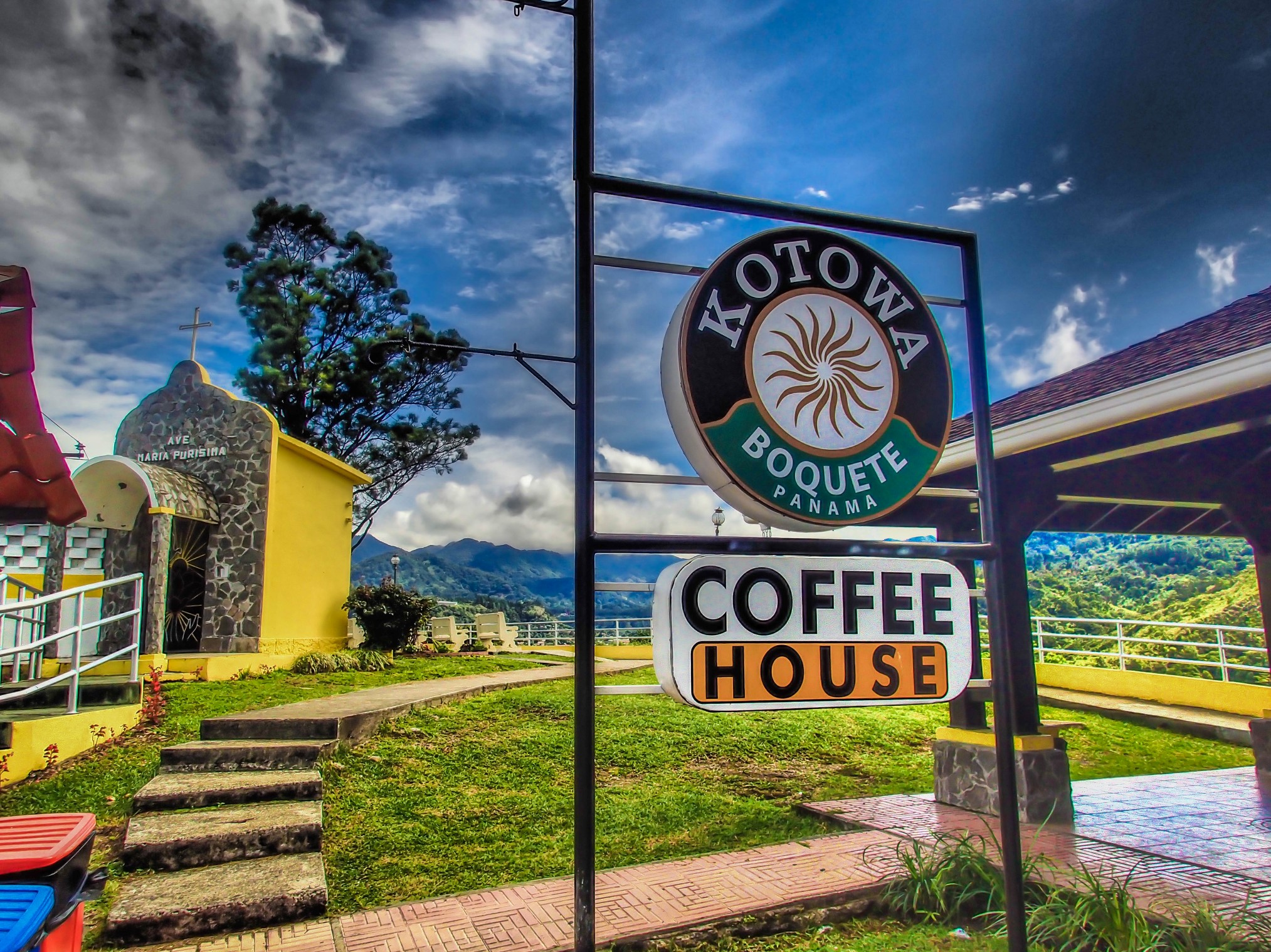 Boquete Panama Coffee