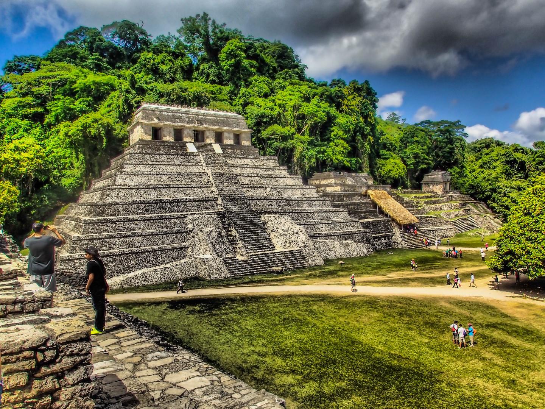 Mayan Ruins, Palenque