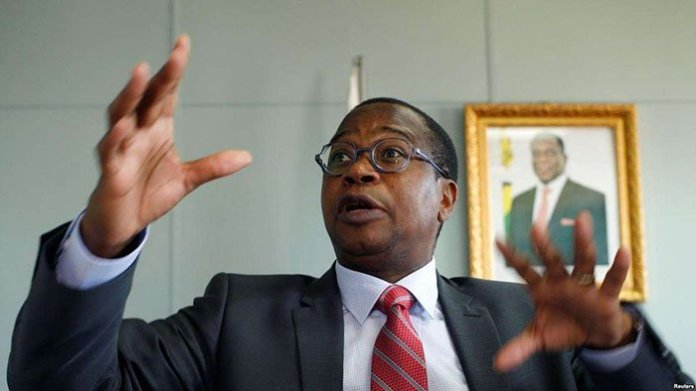 Mthuli Ncube yet to release COVID funds