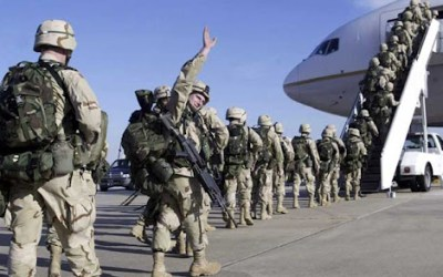 A Parting Shot Regarding Afghanistan (and a blurb about Iraq)