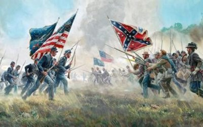 """If There's A """"Real"""" Civil War Here's My Projection On How Long It Will Last"""