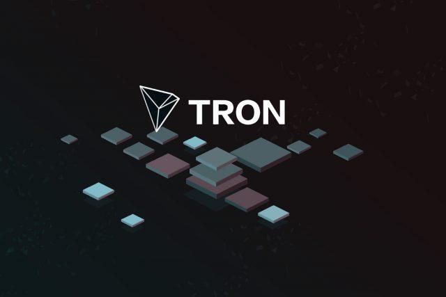Tron TRX Price Up