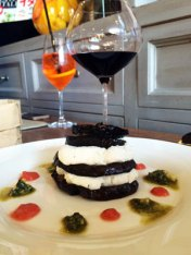 eating vegetarian in florence italy
