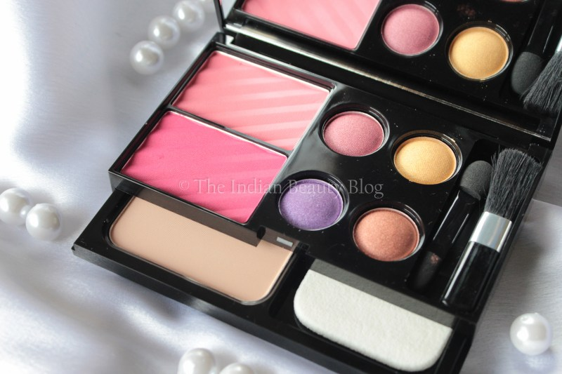 Colorbar Get The Look Makeup Kit Alluring Beauty Review Swatch
