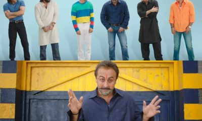 The Teaser Of Sanju Is Out And We Can't Thank Enough Rajkumar Hirani And Ranbir Kapoor