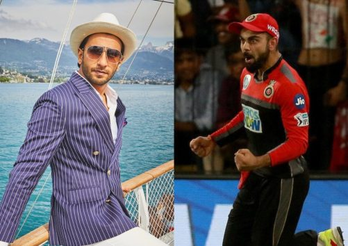 As RCB Marks An Impressive Comeback, Ranveer Singh Comes Up With A Stirring Tweet For King Kohli