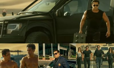 Race 3 Trailer Meet Sikander Aka Salman Khan Who Is Set To Dominate The Box Office With His Destructive Charm